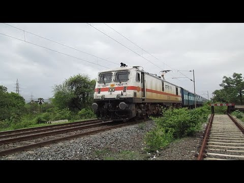 Super Duper Offlink.........tkd Wap 7 #30334# As The Power Of tingu 19023 Firozpur Janta Express video