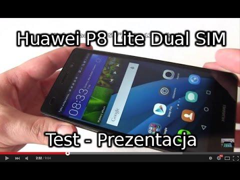 Huawei P8 Lite Dual SIM - Test - Prezentacja