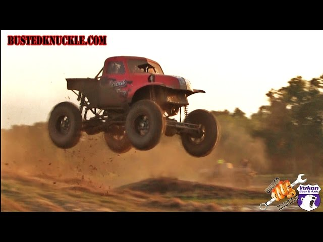 OPIELICIOUS GOES ALL OUT at MUD TRUCK MADNESS