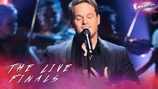 The Lives 4: Ben Clark sings Come What May | The Voice Australia 2018