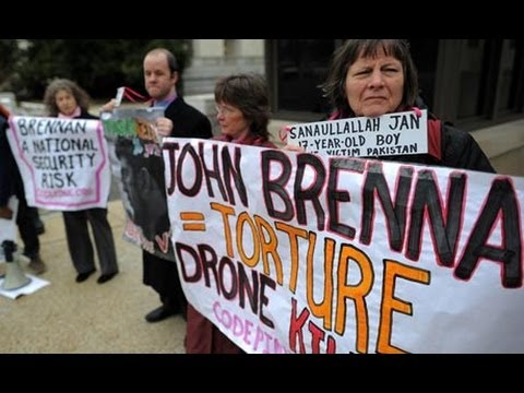 Liar? Obama's CIA Nom on Drones and Waterboarding