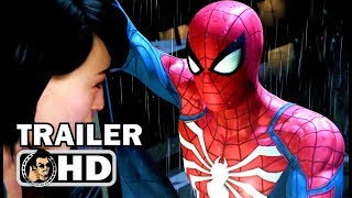 MARVEL'S SPIDER-MAN E3 Gameplay Trailer (2018) Sony Playstation Superhero Video Game HD