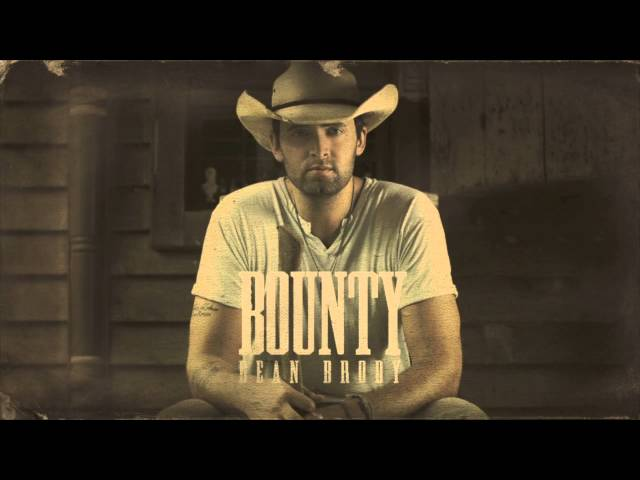 "DEAN BRODY ""BOUNTY"" (AUDIO ONLY)"
