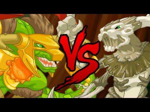 Miscrits Showdown #31: Dirk vs. Graw