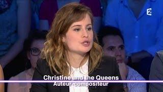 Christine and the Queens est pansexuelle - On n'est pas couché - 14/06/14