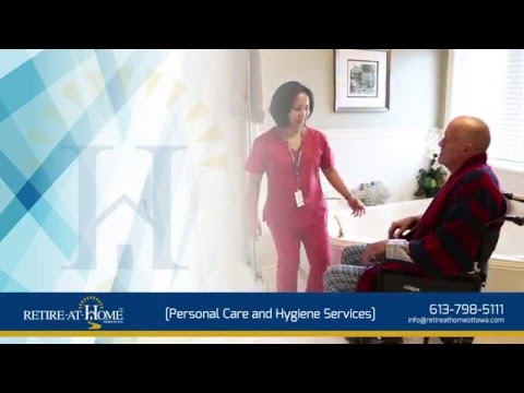 Ottawa Personal Care and Hygiene Services Nursing Care Services - Retire-At-Home Ottawa