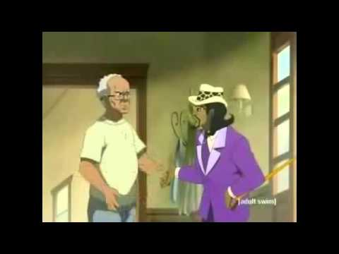 Boondocks ~ A Pimp Named Slickback video