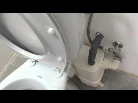как шумит грунфос для туалета