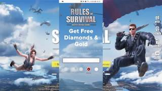 Rules Of Survival Hack 2018 → Unlimited Diamonds in Rules Of Survival Cheats in 5 Minutes!
