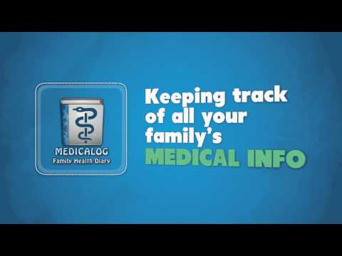 Medicalog for Families screenshot for Android