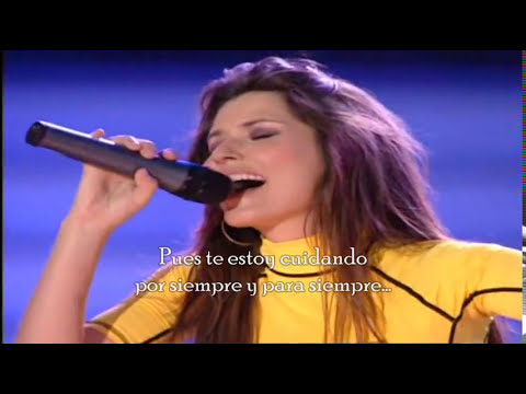 Shania Twain - Forever and for always ( Subtitulado en Español )