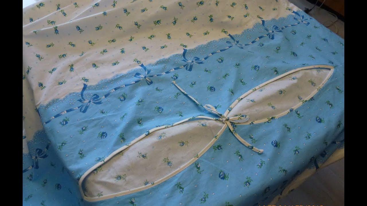 Сшить красивое постельное белье фото 46