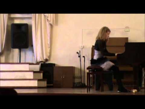 Бах Иоганн Себастьян - BWV 884 - Прелюдия №15 (соль мажор)