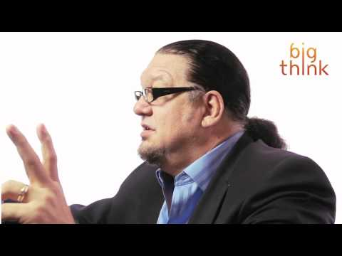 http://bigthink.com Penn Jillette rates the various candidates for the U.S. Presidency from the perspective of an atheist.
