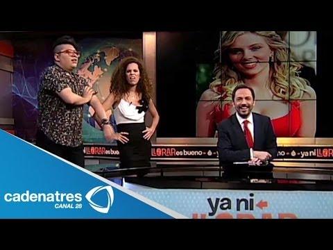 García Márquez, Scarlett Johansson y cortes de cabello surcoreanos en Ya ni llorar es bueno 04/05/14