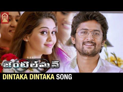 Nani Gentleman Movie Songs   Dintaka Dintaka Song Trailer   Nani   Surabhi   Nivetha Thomas