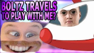 BOLTZ TRAVELS TO NA TO PLAY FPL WITH ME? | FPL