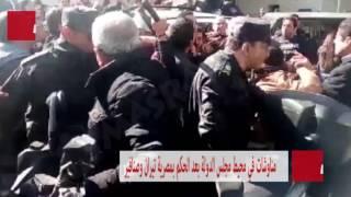 مصراوي| مناوشات في محيط مجلس الدولة بعد الحكم بمصرية تيران وصنافير