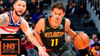 Atlanta Hawks vs Washington Wizards Full Game Highlights | 12.05.2018, NBA Season