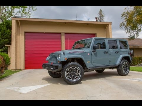 REVIEW: 10th Anniversary Jeep Rubicon- BEST Jeep And Off-Road Vehicle EVER?