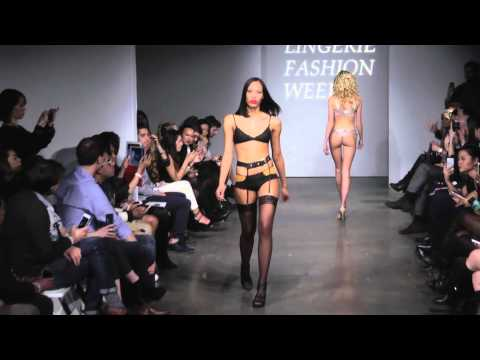 Lingerie Fashion Week New York Fall 2014