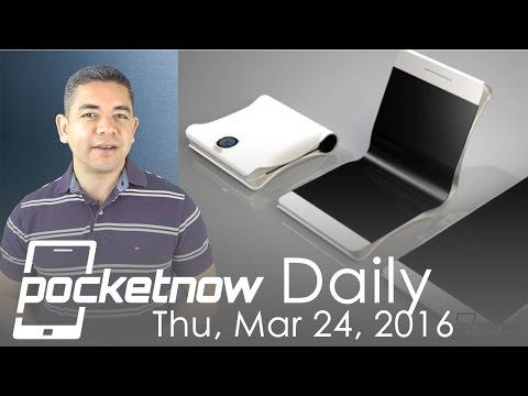 Samsung foldable smartphone, Major LG G5 deals & more - Pocketnow Daily