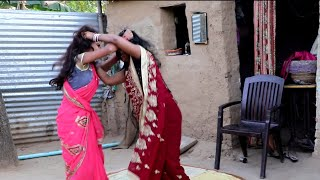    COMEDY VIDEO    गोतिनि के झोटा-झोटी- सास ने लगाया झगड़ा, समाजिक वीडियो  MR Bhojpuriya