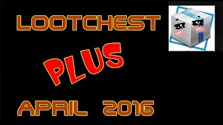 Lootchest PLUS Unboxing April - Winterfell [HD][DE]