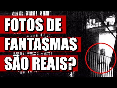 FOTOS DE FANTASMAS SÃO REAIS?