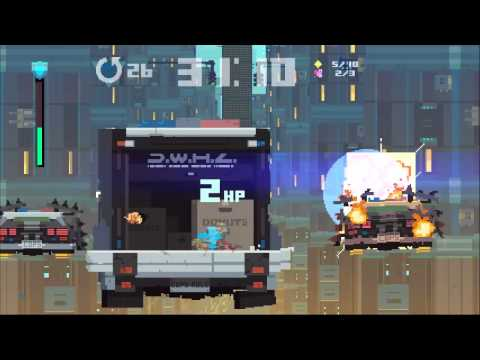 Super Time Force Ep6, INTERNETCEPTION