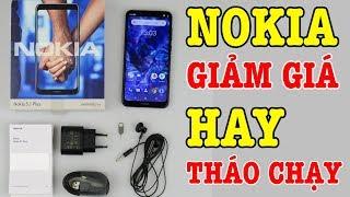 4 điện thoại Nokia vừa giảm giá rất mạnh để tháo chạy khỏi thị trường?