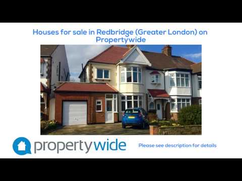 Houses for sale in Redbridge (Greater London) on Propertywide