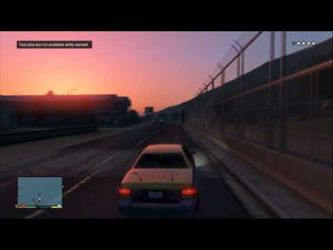 Grand Theft Auto V   How To Get To The Military/Army Base