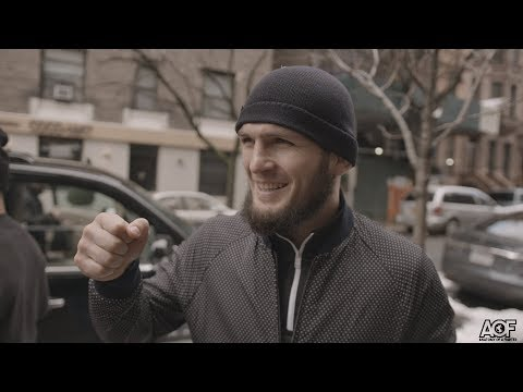 Anatomy of UFC 223: Episode 1 - Khabib and the Dagestanian's take Brooklyn