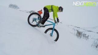 FATBIKE 2015 - Mountain biking on snow!