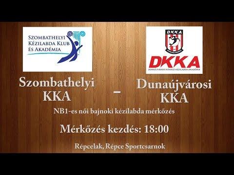 Szombathelyi KKA - Dunaújvárosi KKA