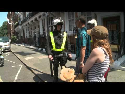 Manifestații anti-Putin și anti-Lukașenko la Londra