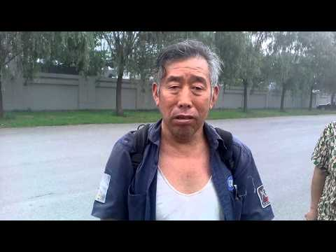 Petitioner (Male) Talks About Xu Zhiyong 男访民谈许志永