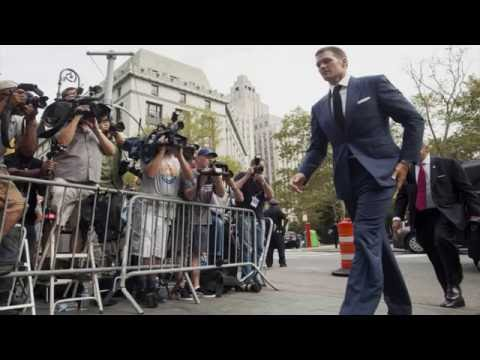 "Tom Brady's ""Deflategate"" appeal rejected by court"