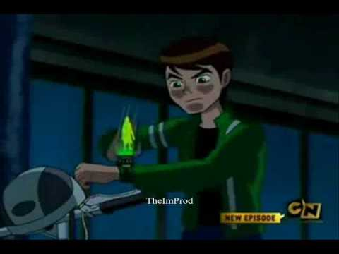 Ben 10: Alien Force - Just A Little Faster
