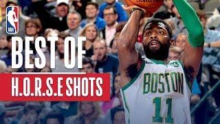 NBA's Best H.O.R.S.E. Shots | 2018-19 Season | Part 1