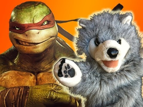 Teenage Mutant Ninja Turtles NEW TRAILER Voice Over!!