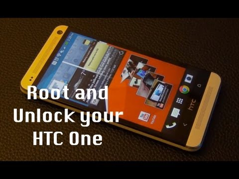 How to Unlock and Root your HTC One (Full Guide)