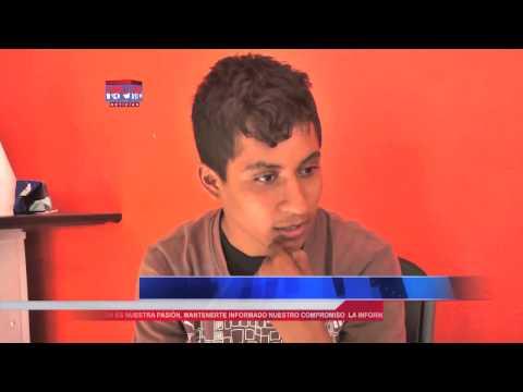 Agosto 30 Adolescente prefiere huir de Honduras antes que convertirse en delincuente