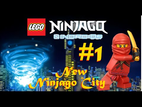 LEGO Ninjago: Nindroids - Part 1: New Ninjago City