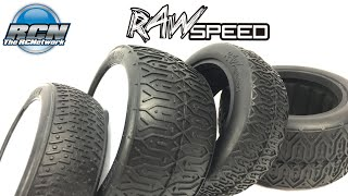 Raw Speed 1/10th Buggy Tires  - Quick Look