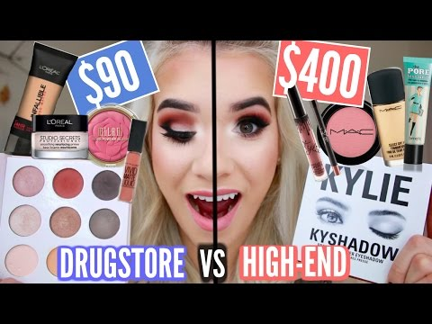 SUPER CHEAP Drugstore Dupes For HIGH-END Makeup! 2016