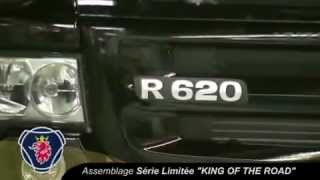 SCANIA R 620 PRODUCTION