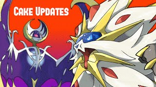 Solgaleo Lunala Pokemon Sun Moon Nekomon Manaphy and sheet