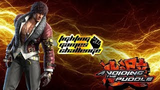 Fighting Games Challenge 2018: Top 8 | Mystery Gosu Tekken